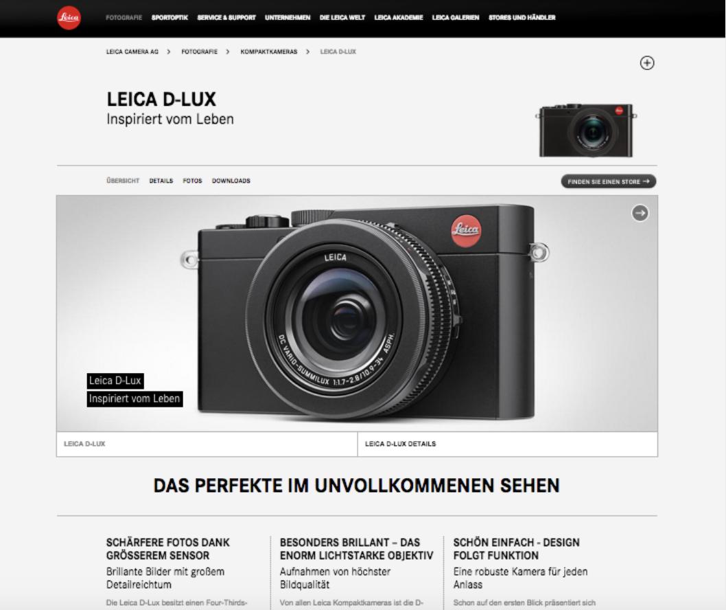 Leica Website Text 2