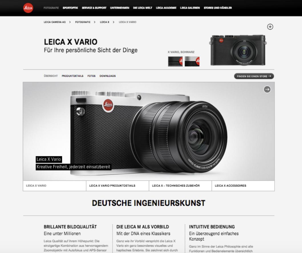 Leica Website Text 3