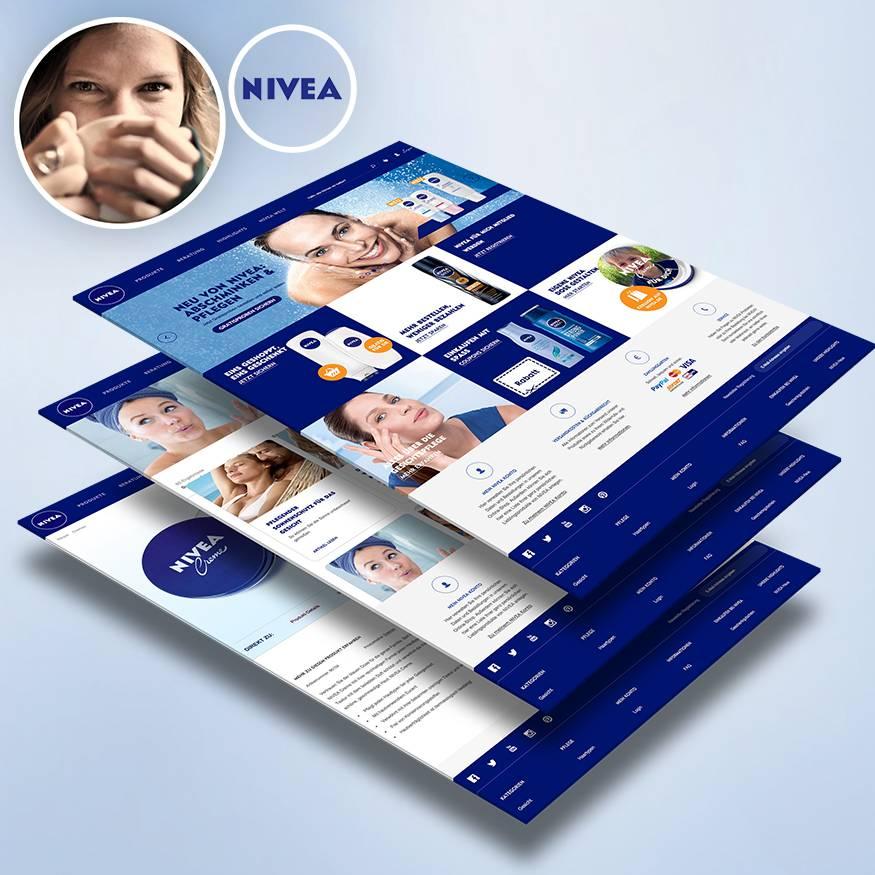 Websitetext NIVEA
