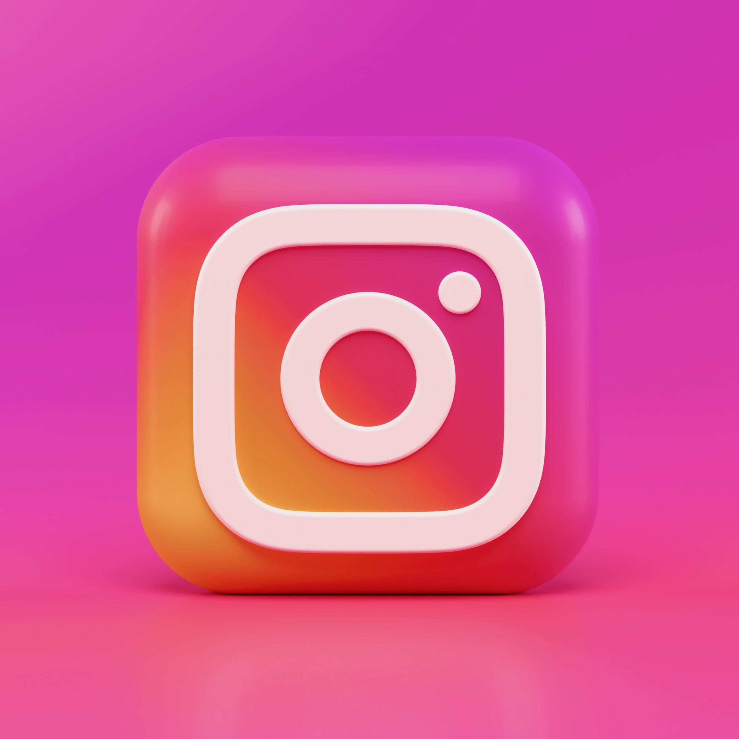 Social Media Konzept und Text für Instagram